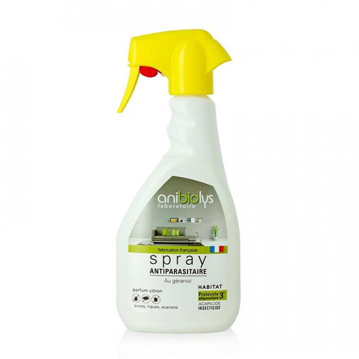 Spray antiparasitaire habitat - 500ml