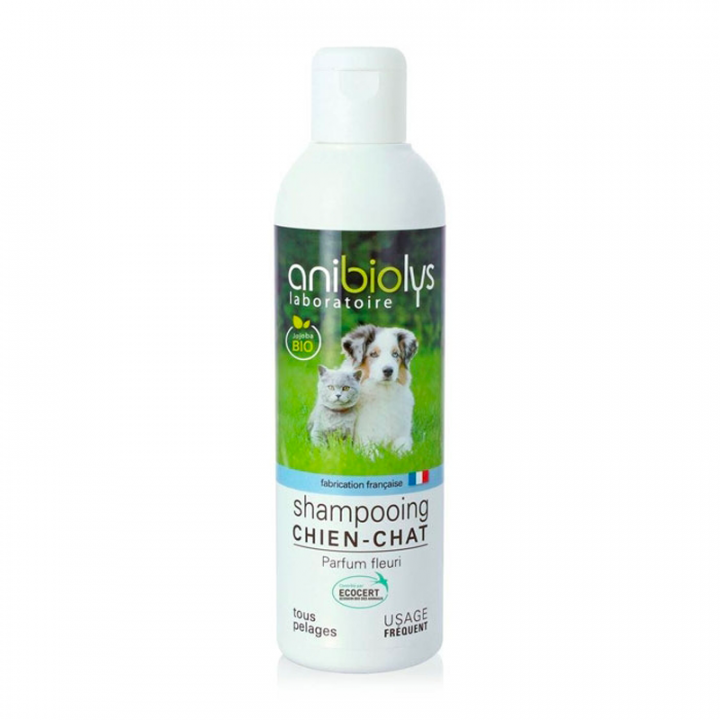 Shampooing chat et chien - 250ml