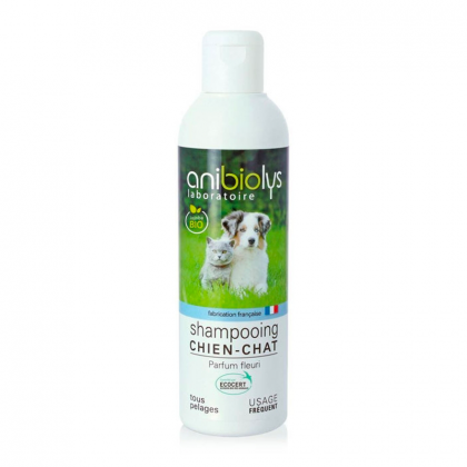 Shampooing chat et chien -...