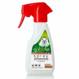 Spray antiparasitaire chat - 250ml