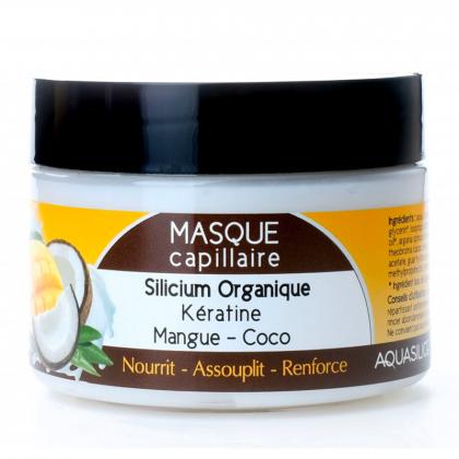 Masque capillaire silicium...