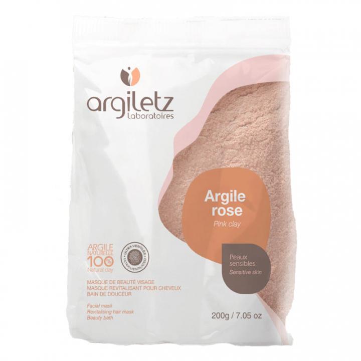 Argile rose ultra ventilée - Vrac 200g