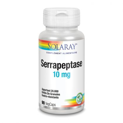 Serrapeptase 10mg - 90 capsules