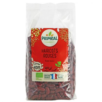 Haricots rouges origine France - 500g