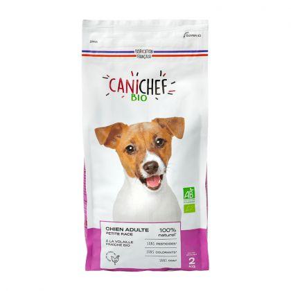 Croquettes pour chien de petite race - 2kg