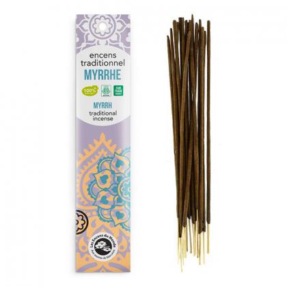 Encens indien - Myrrhe - 20...