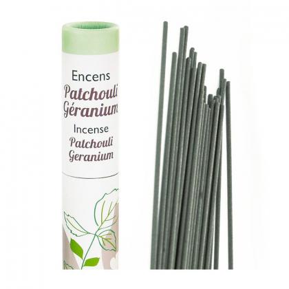 Encens - Patchouli et...