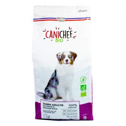 Croquettes sans céréales chien grande race - 5kg