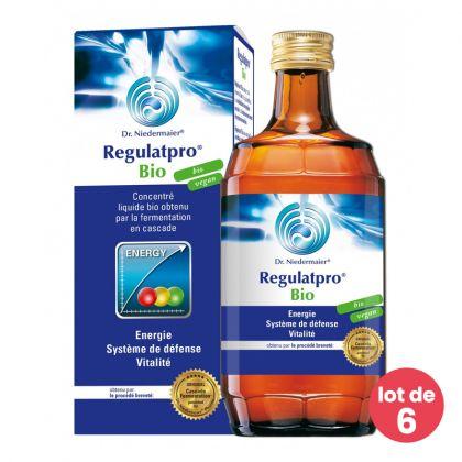 Lot de 6 Regulatpro® bio - 6 x 350mL