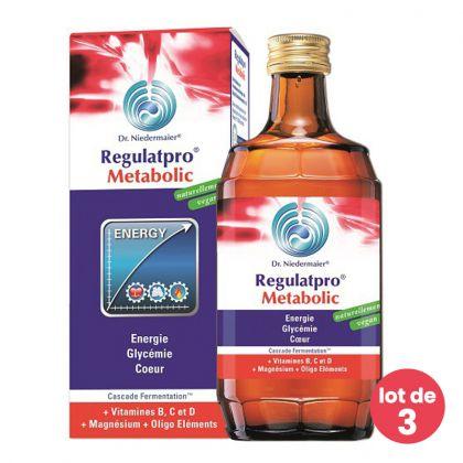 Cure de Regulatpro® Metabolic - 3 x 350mL