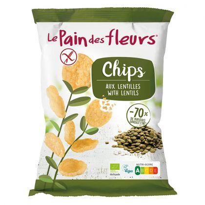 Chips aux lentilles - 50g