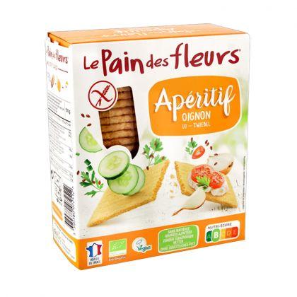Tartines craquantes apéritif oignons - 150g