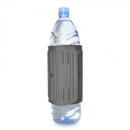 Étui Bouteille Magnétique Aquaflux Gris Pour Bouteille 1l et 1,5l AURIS