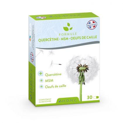 Formule Allergies Quercétine 30 Gélules H.D.N.C.