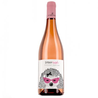 Hérisson Malin - Syrah rosé bio - 75cl