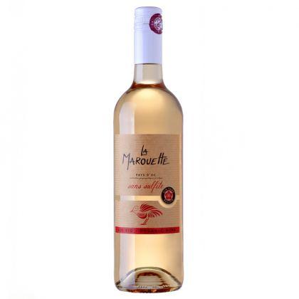 La Marouette Rosé - Bio et sans sulfites - 75cL